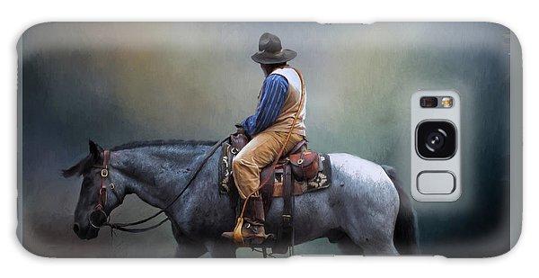 American Cowboy Galaxy Case