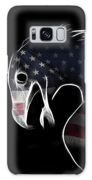 Majestic Galaxy Case - American Eagle by Melanie Viola