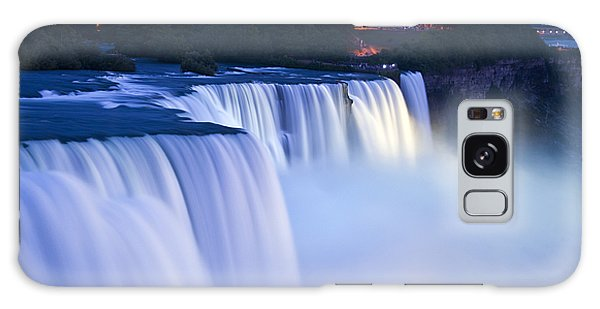 American Falls Niagara Falls Galaxy Case