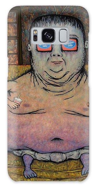 Potato Galaxy Case - American Idle by James W Johnson