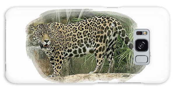 American Jaguar 18 Galaxy Case