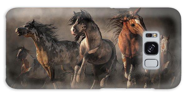 American Paint Horses Galaxy Case