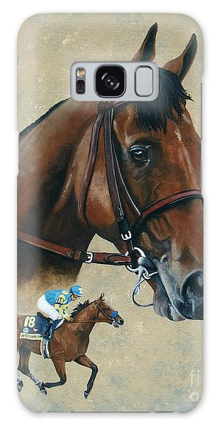 American Pharoah Galaxy Case