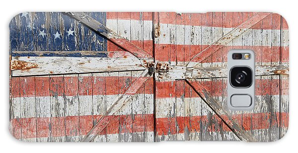 Galaxy Case featuring the photograph American Pride by Robert Och