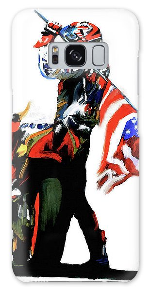 American Revolution Four Nicky Hayden Galaxy Case
