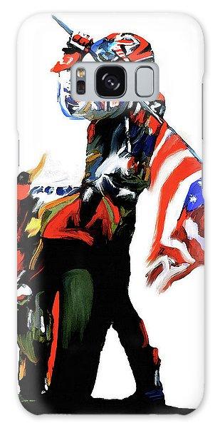 American Revolution Four Nicky Hayden Galaxy Case