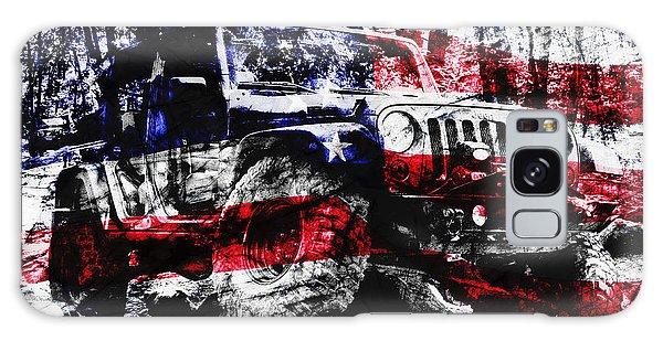 American Rock Crawler Galaxy Case
