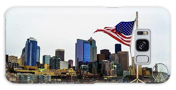 American Seattle Ic Galaxy Case