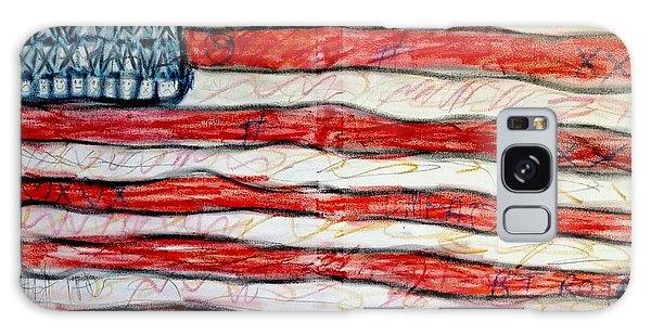 American Social Galaxy Case by Paulo Guimaraes