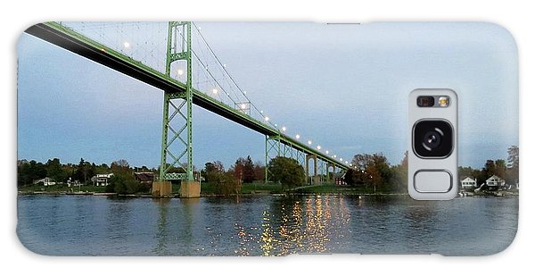 American Span Thousand Islands Bridge Galaxy Case