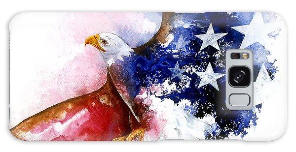 American Spirit Galaxy Case