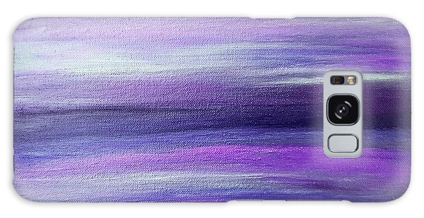 Amethyst Mirage  Galaxy Case by Rachel Hannah