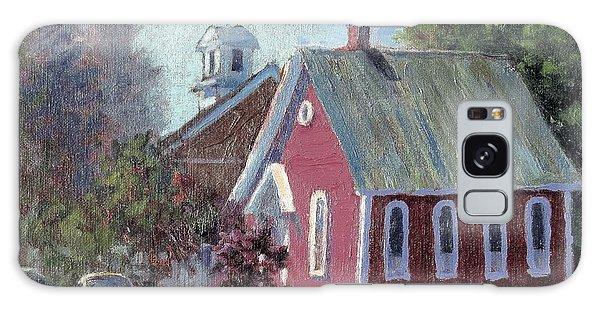 Amherst Chapel Galaxy Case