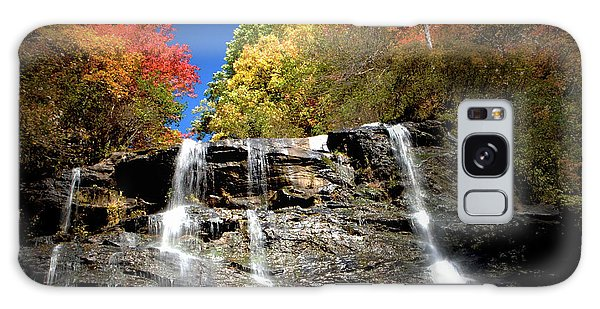 Dick Goodman Galaxy Case - Amicalola Falls by Dick Goodman