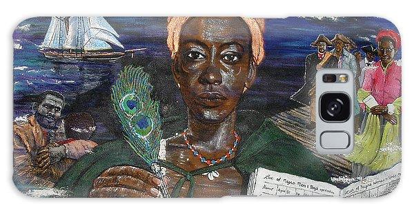 Aminata's Book Of Negroes Galaxy Case