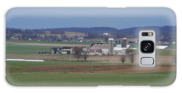 Amish Homestead 3 Galaxy Case