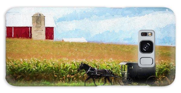 Amish Paradise Galaxy Case