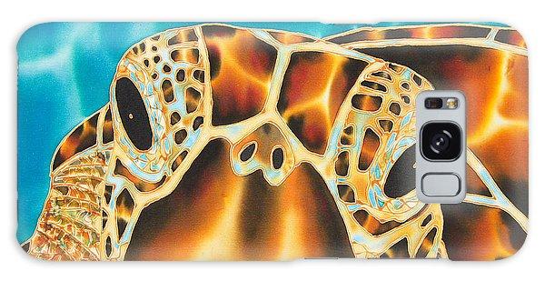 Amitie Sea Turtle Galaxy Case