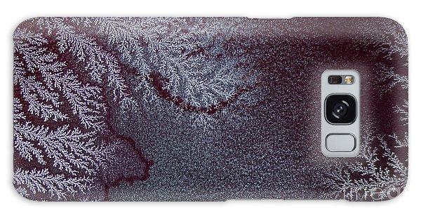 Ammonium Chloride Crystal Galaxy Case