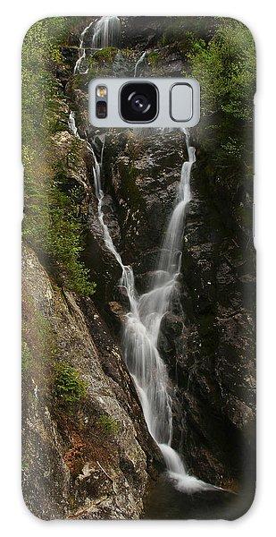 Ammonoosuc Ravine Falls Galaxy Case