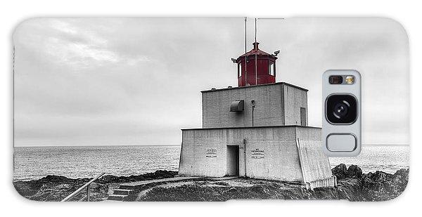 Amphitrite Point Lighthouse Galaxy Case