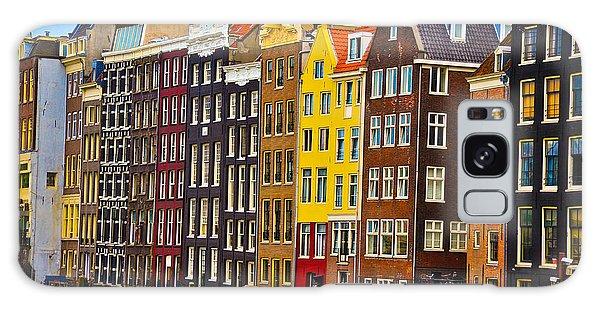 Amsterdam Galaxy Case by Harry Spitz