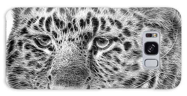 Galaxy Case - Amur Leopard by John Edwards