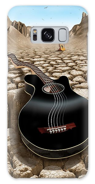 An Acoustic Nightmare 2 Galaxy Case by Mike McGlothlen