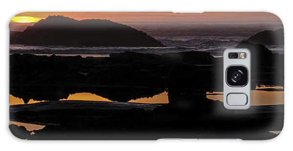 An Adequate Sunset Galaxy Case