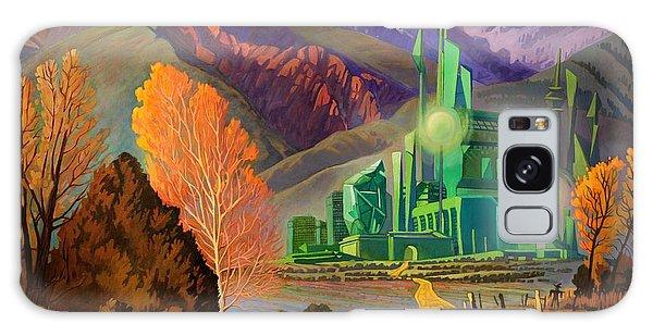 Oz, An American Fairy Tale Galaxy Case