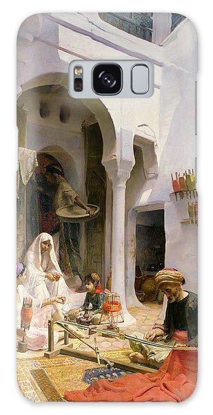 Turban Galaxy Case - An Arab Weaver by Armand Point
