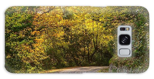 An Autumn Landscape - Hdr 2  Galaxy Case by Andrea Mazzocchetti