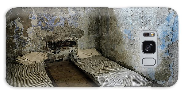 An Empty Cell In Cork City Gaol Galaxy Case by RicardMN Photography