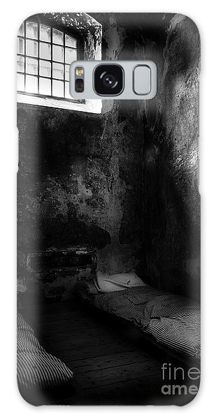 An Empty Cell In Old Cork City Gaol Galaxy Case by RicardMN Photography