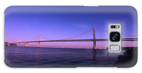 An Evening In San Francisco  Galaxy Case