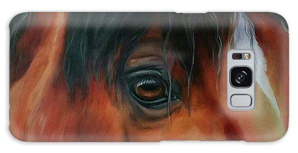 An Eye For Beauty Galaxy Case