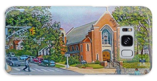 An Historical Church Galaxy Case