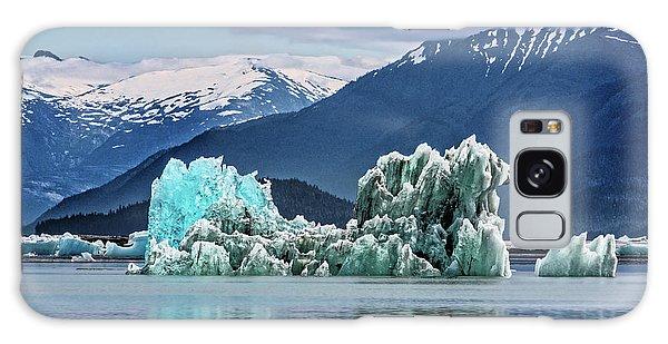 An Iceberg In The Inside Passage Of Alaska Galaxy Case