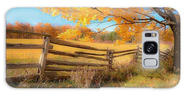 An Ideal Autumn Galaxy Case