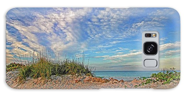 An Invitation - Florida Seascape Galaxy Case