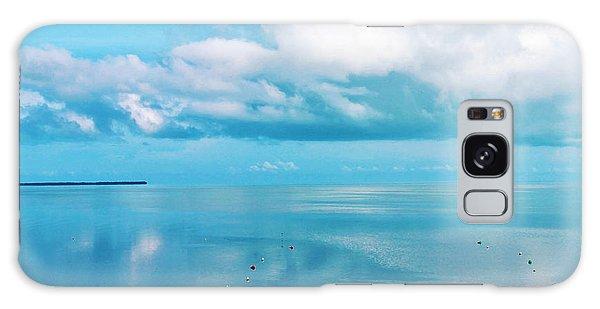 An Ocean Like Glass Galaxy Case
