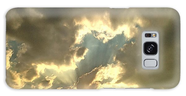 Cloudscape Galaxy Case - Vision Of Love by Krissy Katsimbras