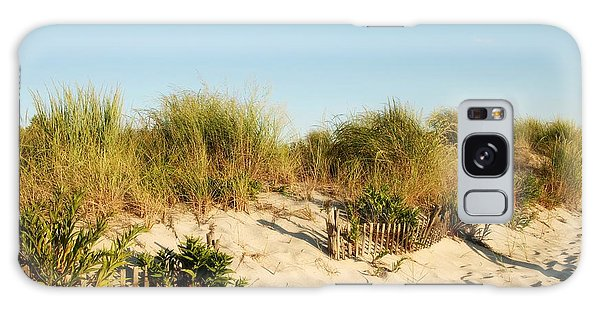 An Opening In The Fence - Jersey Shore Galaxy Case