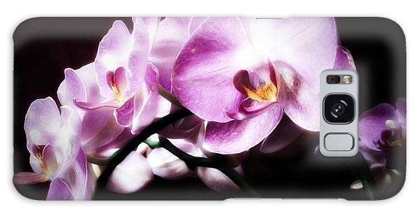 An Orchid For You Galaxy Case