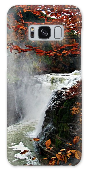 An Upper Letchworth Autumn Galaxy Case