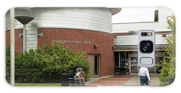 Anacortes Public Library Galaxy Case
