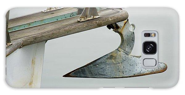 Sailboat Anchor Galaxy Case