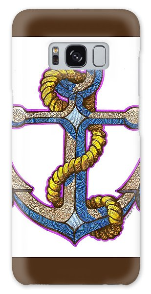 Anchor Colorized Galaxy Case
