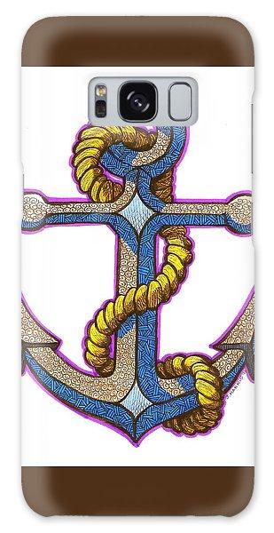 Anchor Colorized Galaxy Case