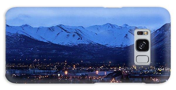 Anchorage At Sunrise Galaxy Case